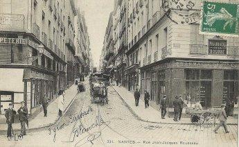 Rue Jean-Jacques Rousseau