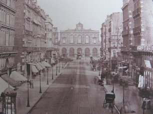 Place de la Vieille Bourse